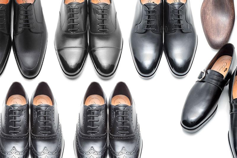 革靴の人気ブランド13選|メンズの足元に相応しい革靴選びの4大ポイント