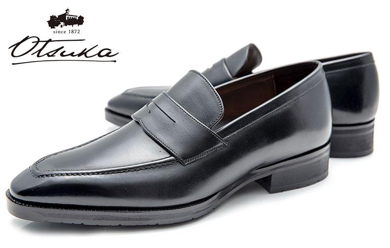 大塚製靴 コインローファー OT-1201 の商品写真01
